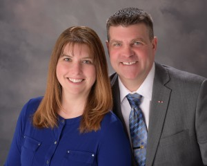 Clint and Julia Feldkamp Real Estate Agents Saline Michigan Ann Arbor